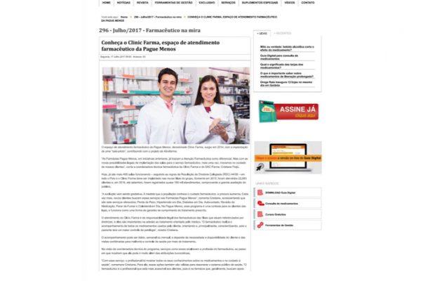 Farmácias Pague Menos – Guia da Farmácia – 17.07.2017