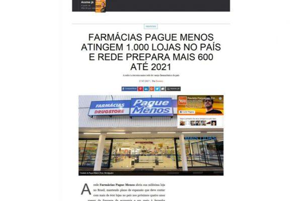 Farmácias Pague Menos – PEGN – 17.07.2017