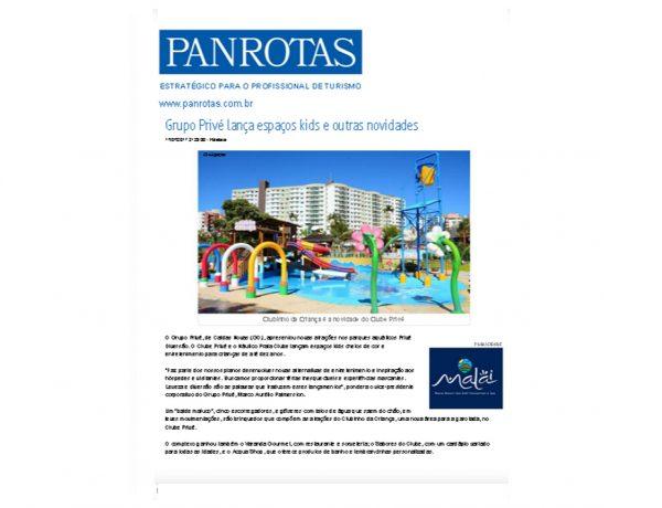 Prive Hotéis & Resorts – Panrotas – 17.07.2017