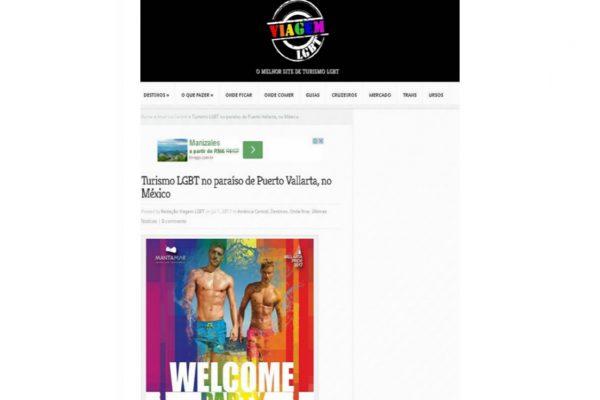 Puerto Vallarta – Viagem LGBT – 01.07.2017