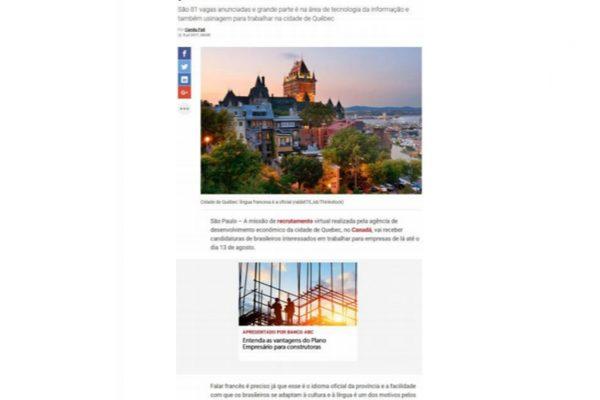 Quebéc – Exame – 08.07.2017