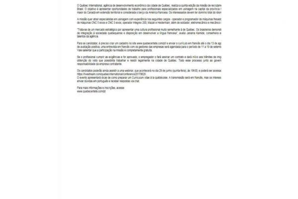 Quebéc – Ipesi – 23.06.2017