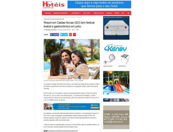 Vivence – Revista Hotéis – 26.06.2017