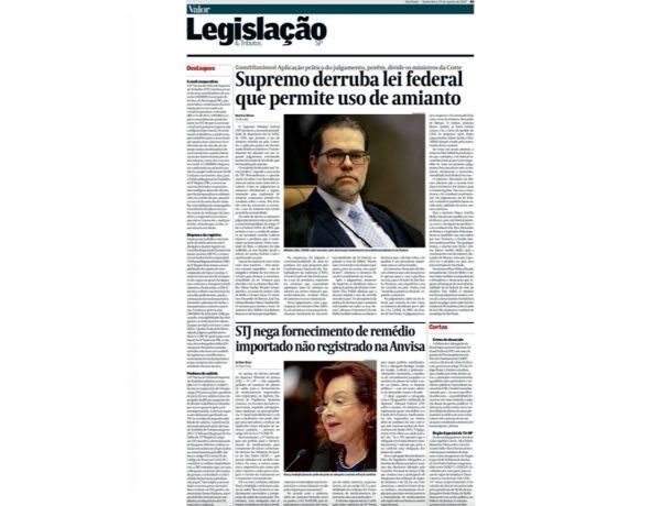 Dagoberto Advogados – Valor Econômico – 25.08.2017