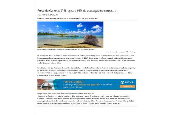 Porto de Galinhas – Revista Hotéis – 21.08.2017