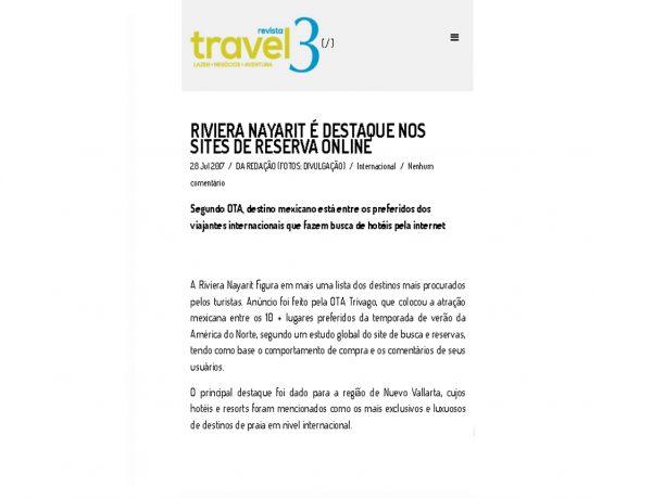 Riviera Nayarit – Travel 3 – 28.07.2017
