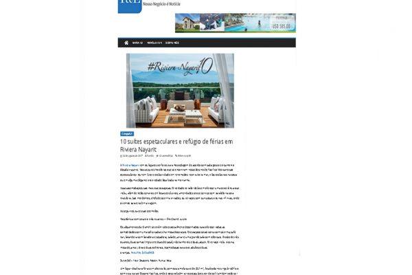 Riviera Nayarit – Turismo & Eventos – 10.08.2017