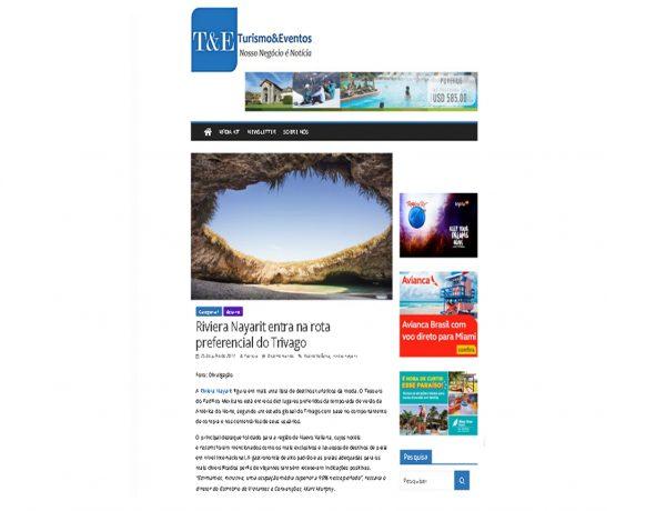 Riviera Nayarit – Turismo e Eventos – 25.07.2017